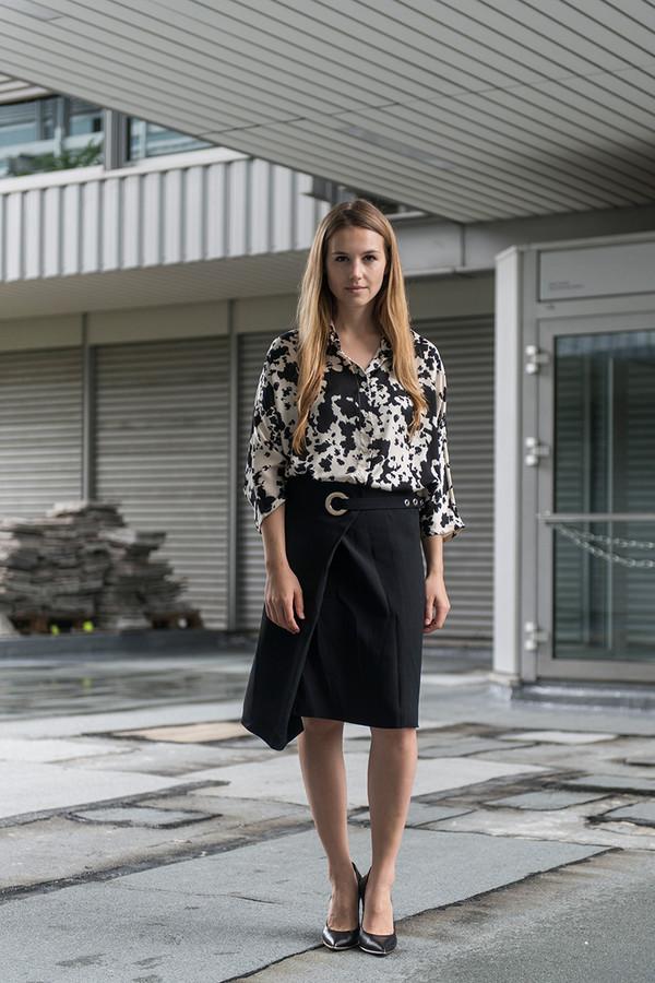 fashion gamble blogger blouse