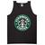 Starbucks logo tanktop - mycovercase.com