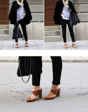 shoes,twist and tango,mules