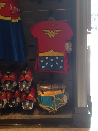 pajamas wonder woman