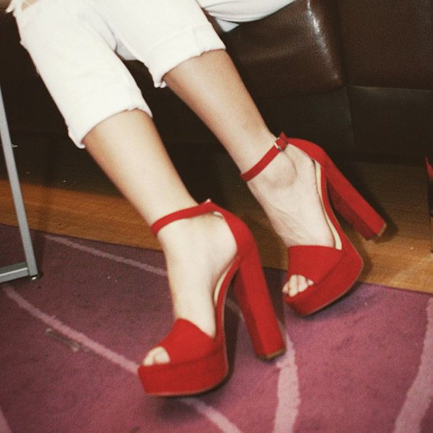 d724aa065d1a shoes chinese laundry zooshoo zooshoo shoes zooshoo heels heels red heels  strappy heels avenue sandals sandal
