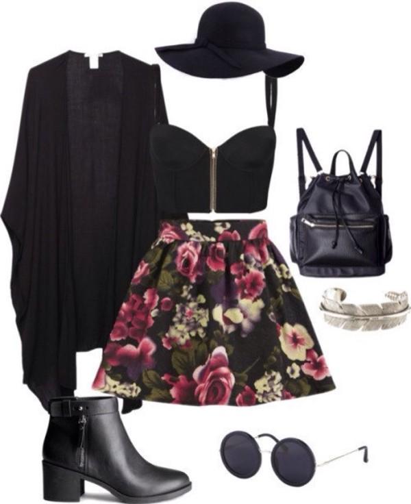 468e1b854 Ted Baker Women's Abaigh Cascading Floral Full Skirt at Amazon ...
