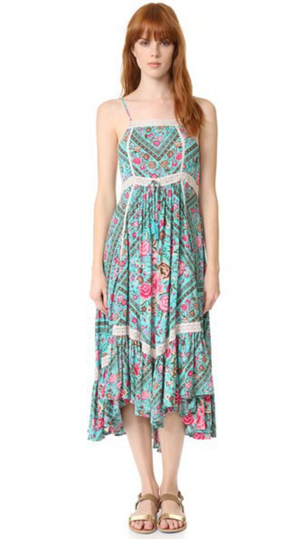 Mary kate maxi dress