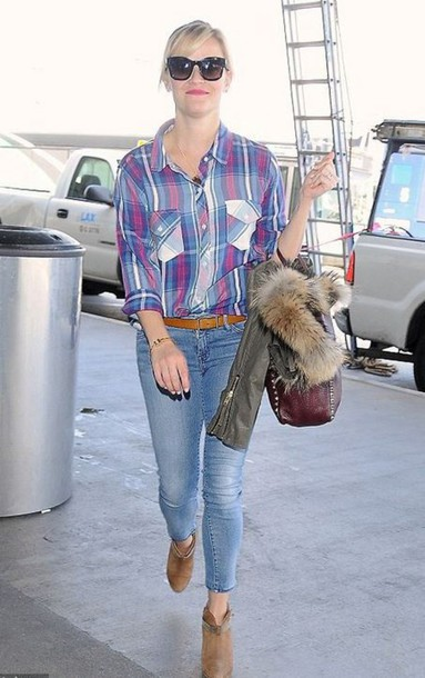 shirt reese witherspoon jacket parka