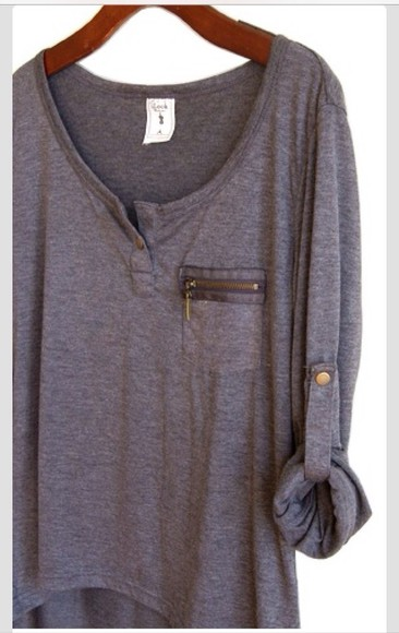 shirt grey t-shirt comfy oversized sweater
