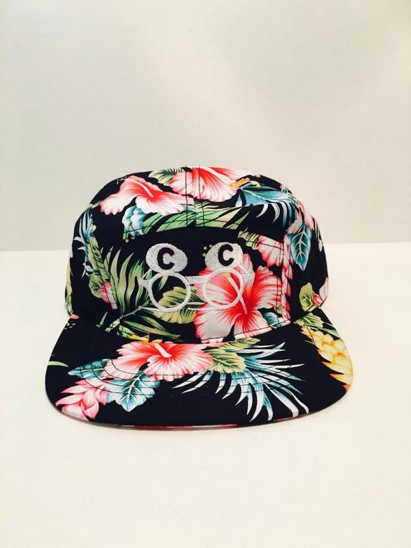 hat cool casual beach urban tropical cap