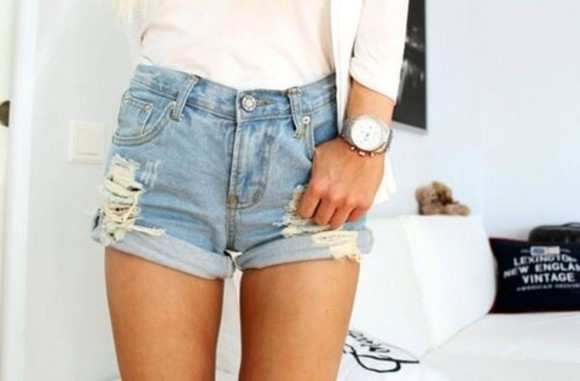 shorts denim shorts denim jeans highwaisted shorts jean shorts high waisted denim shorts
