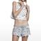 Shakuhachi 'crystallized cut off shorts' | miishu fashion boutique online | port melbourne