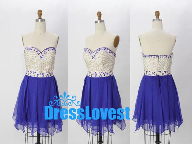 homecoming dress, chiffon short dresses, short bridesmaid dresses ...