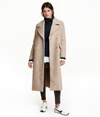 H&M Mantel aus Wollmischung 129,