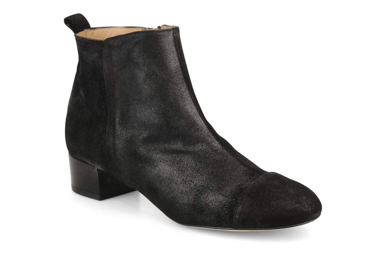 Kana mellow yellow (noir) : livraison gratuite de vos bottines et boots kana mellow yellow chez sarenza
