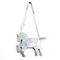Unicorn holographic bag · electric shop · online store powered by storenvy