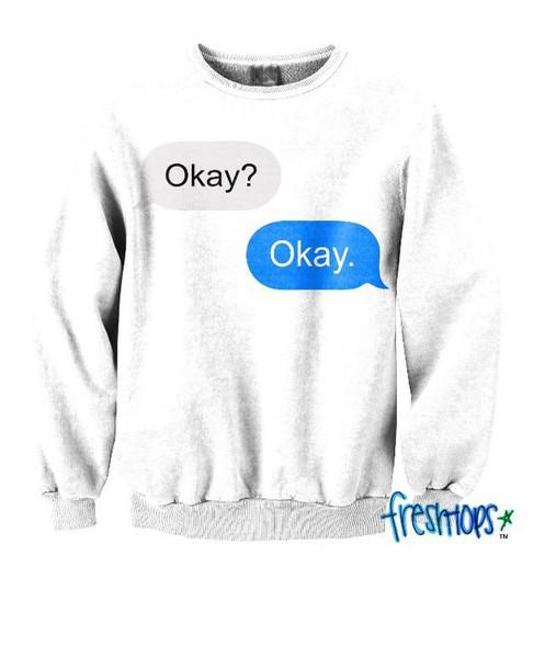 sweater tfios sweather