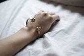 jewels,bracelets,skull,gold