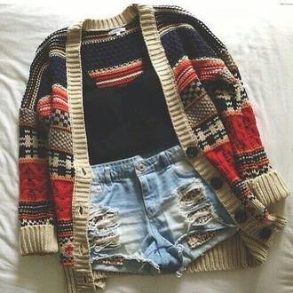cardigan shirt tank top bustier crop tops black crop top sweater tumblr outfit shorts high waisted shorts black bustier bustier crop top