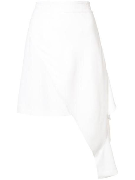 CALVIN KLEIN 205W39NYC skirt women white