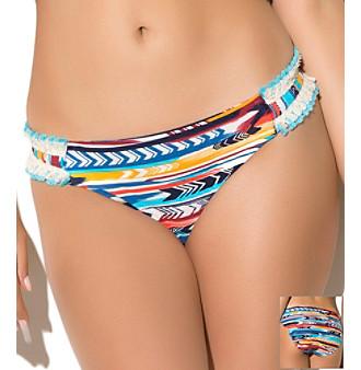Product: Lucky Brand® Guatemala Beach Hipster Swim Bottoms