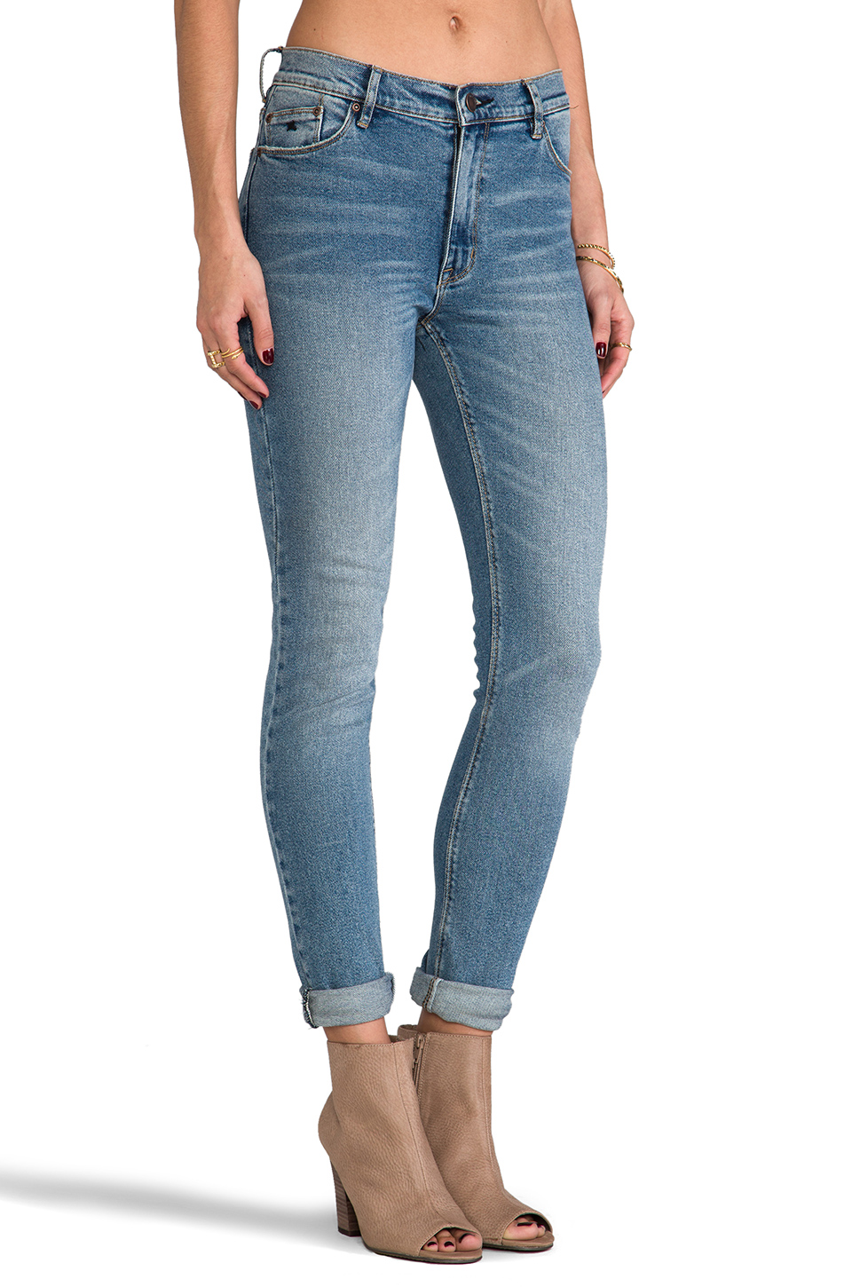 RES Denim Kitty Skinny in 76 Vintage | REVOLVE