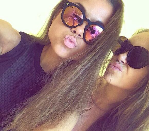 orange sunglasses black sunglasses orange sunglasses black