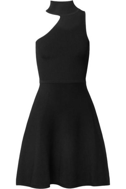 cushnie et ochs dress mini dress mini black knit