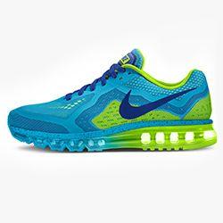 Nike Store. Nike Air Max 2014 iD Running Shoe