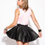 FEMMEX Seep it in Skater Skirt | FEMMEX