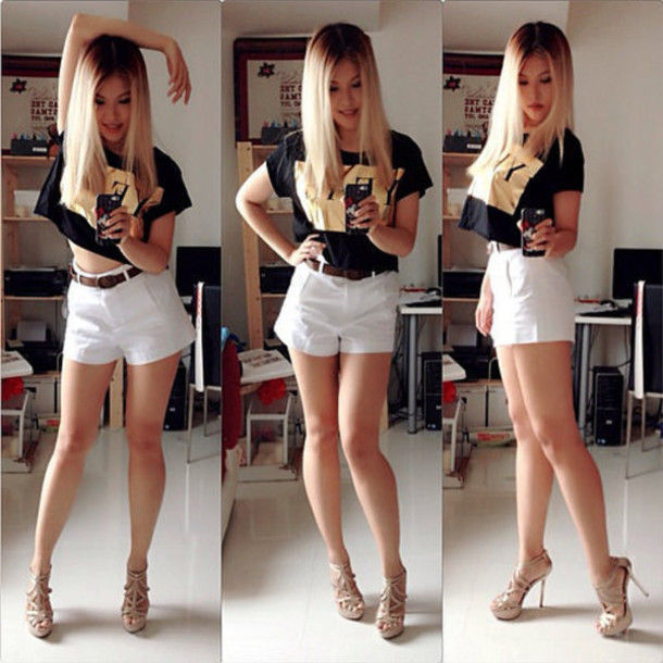 shoes heels nude high heels cute hipster style