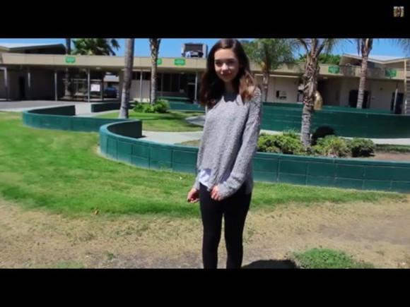 sweater leggings fall outfits amanda steele youtuber