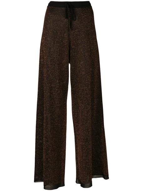 pants women brown