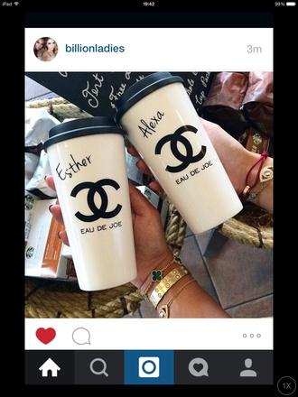 home accessory chanel coffee mug