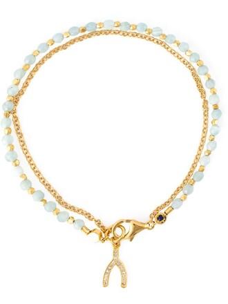 wishbone metallic jewels