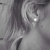 jewels,silver,earrings,jewelry