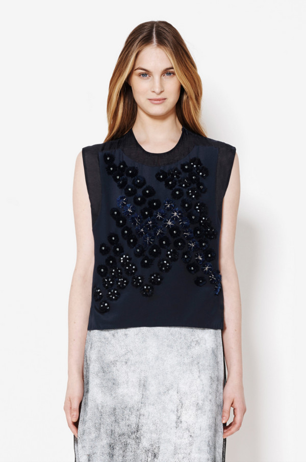 tank top fashion phillip lim skirt