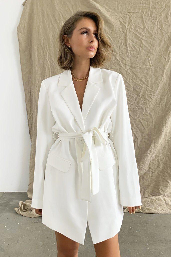 SAVANNAH BLAZER DRESS