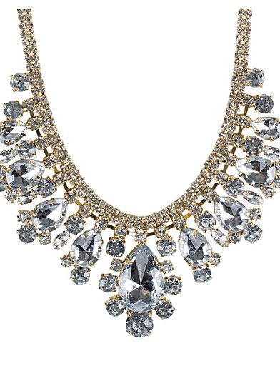 Stone Necklace - Nly Accessories - Gull/Sølv - Smykker - Tilbehør - Kvinne - Nelly.com