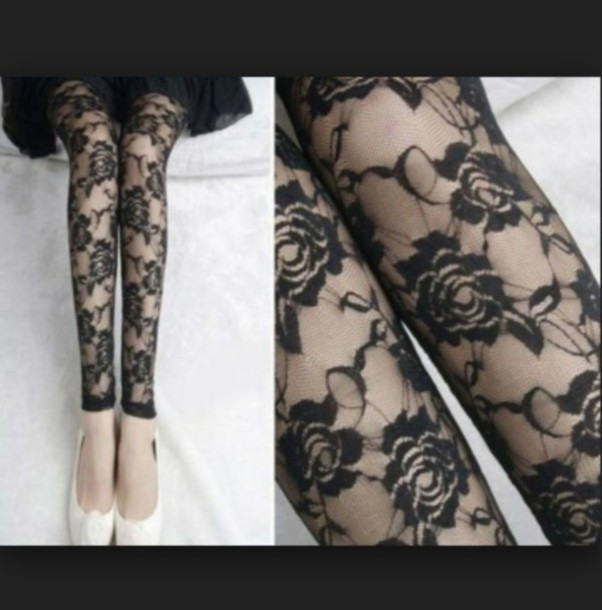 tights rose tights i love them. where can i get them pleaseeeeeeeee absolutely must have ????