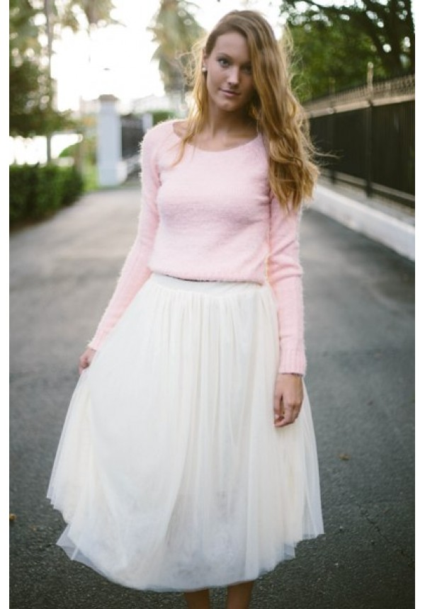 Carrie Skirt- Channel your inner Carrie Bradshaw in one of our tulle skirts