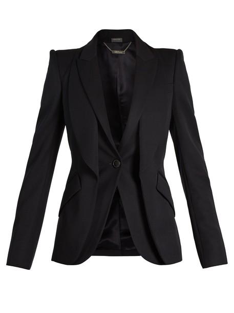 Alexander Mcqueen jacket navy