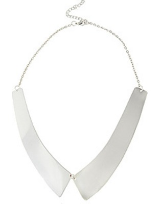 ASOS Fashion Finder | ASOS Metal Collar Necklace
