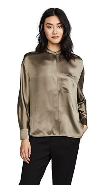 Vince blouse top