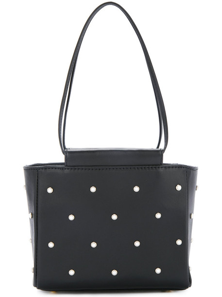 Theatre Products studded bag studded women bag leather black