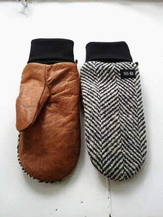 gloves leather gloves mens gloves mens accessories chevron valentines day gift idea gift ideas
