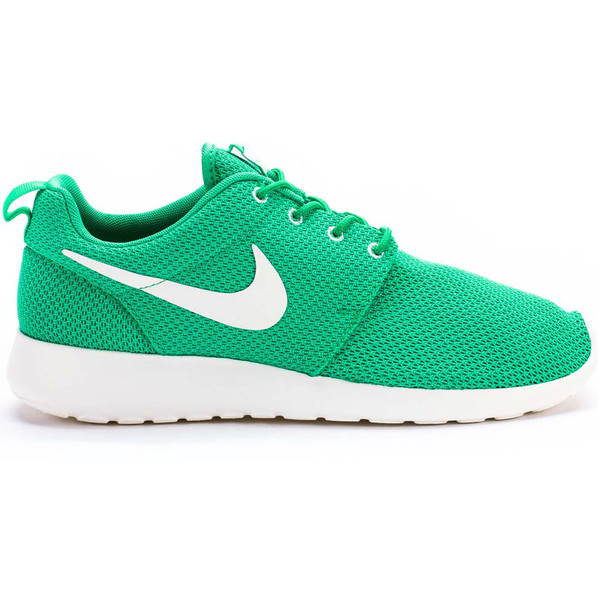 shoes roshe runs green