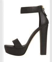 shoes,blackheels,black,heels,high heels,black shoes,buckles,open toes
