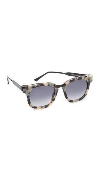 matte sunglasses blue black grey matte black