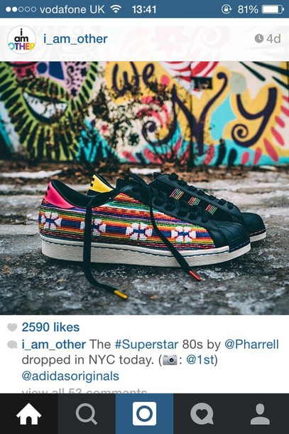 shoes classic 80's pharell