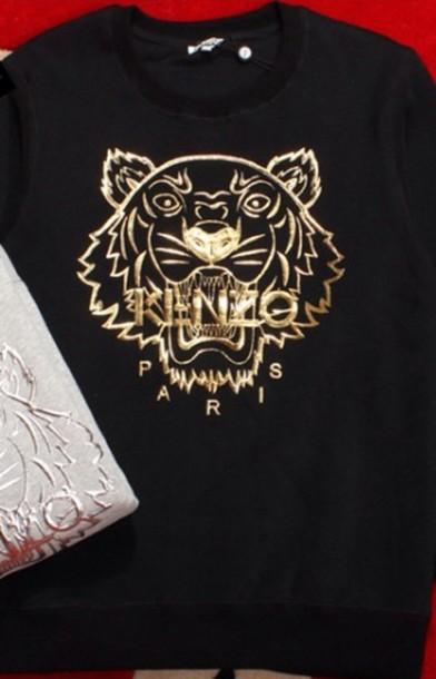 Tonal SweatshirtBlack Icon Tiger Embroidered Tiger Icon Tonal Tonal SweatshirtBlack Embroidered Embroidered rdxtshQC