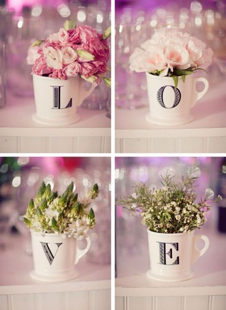 hair accessory mug home decor love girly valentines day