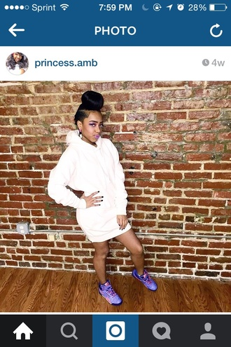 dress white dress kim kardashian sexy dress sneakers celebrity style