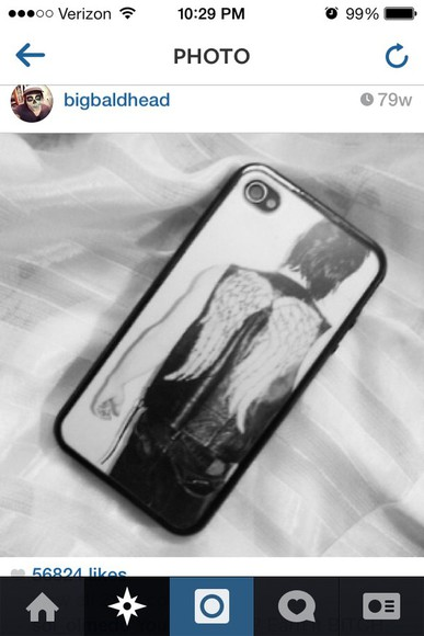 phone case daryl dixon norman reedus the walking dead